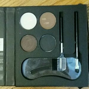 NYX Professional Makeup Eyebrow Kit with Stencils